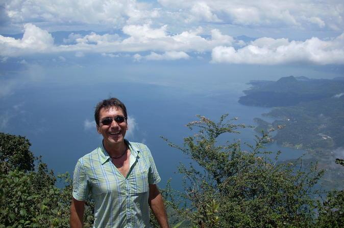 San Pedro Volcano Hiking Tour from Panajachel in Guatemala
