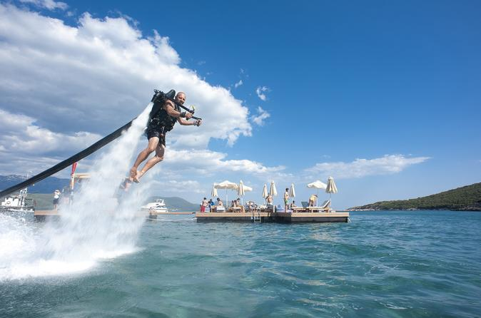 Malta jetpack flying experience in valletta 185057