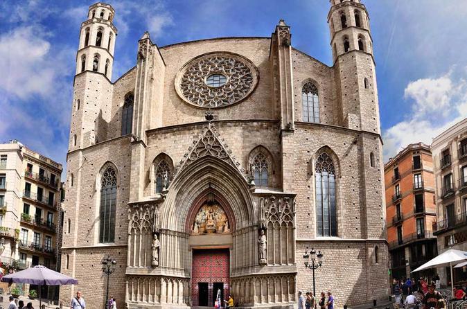 Excursão a pé GLS à Cidade Antiga em Barcelona
