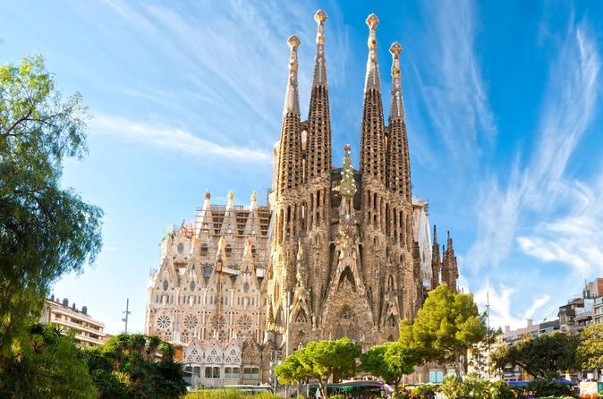 Excursão privada amigável ao público gay da Sagrada Familia em Barcelona