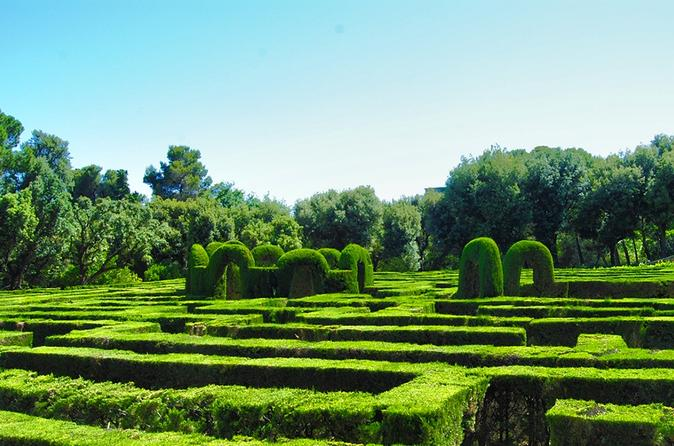 Gay Friendly Private Horta Gardens and Tibidabo Tour