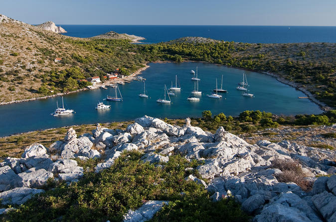 Croatian National Parks 7-Day Sailing Adventure from Zadar