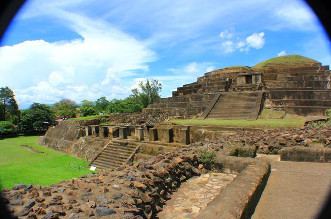 3-Day Archeological Tour from San Salvador