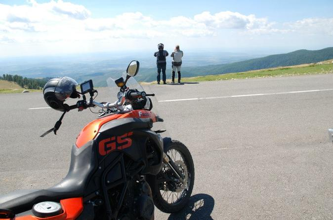 7 day best of transylvania motorcycle tour from cluj in cluj napoca 189508