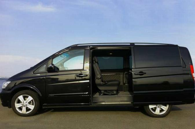 Saint Petersburg Pulkovo Airport Transfer Service