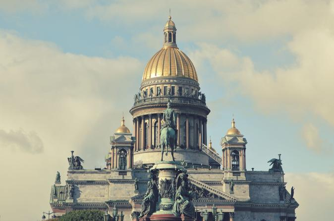 St Petersburg Private Tour of St Isaac Cathedral and Yusupov Palace
