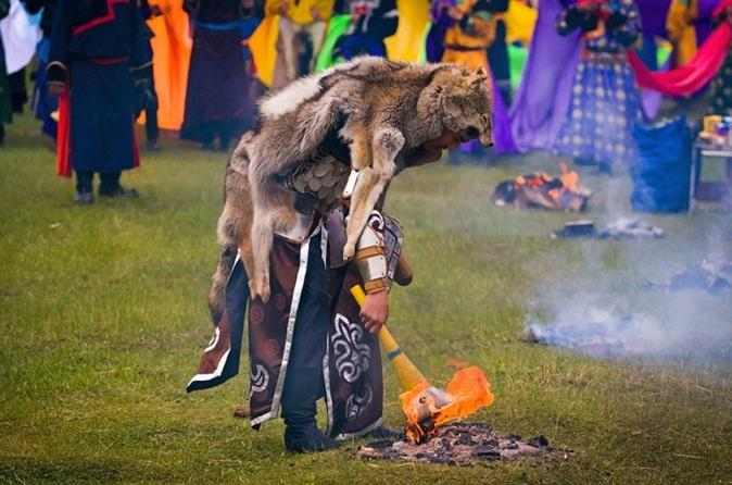Full-Day Private Tour to the Shamans from Irkutsk