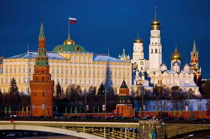 Private Tour of the Moscow Kremlin and Red Square