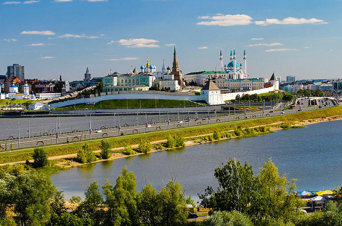 Private Tour: Visiting Kazan Kremlin and Tatar Village