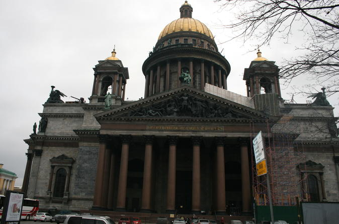 2-Day Winter Tour of St. Petersburg