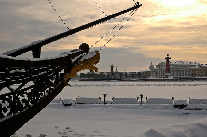 St Petersburg Christmas tour