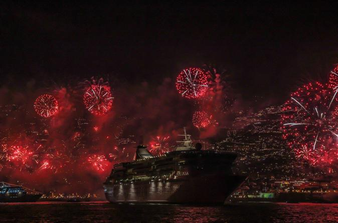 Funchal New Years Revellion Aboard a Catamaran