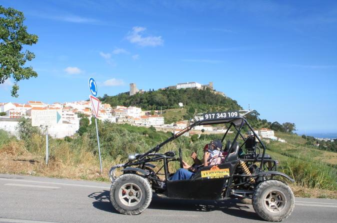 Arrábida Day Trip with 4x4 Kart Adventure from Lisbon