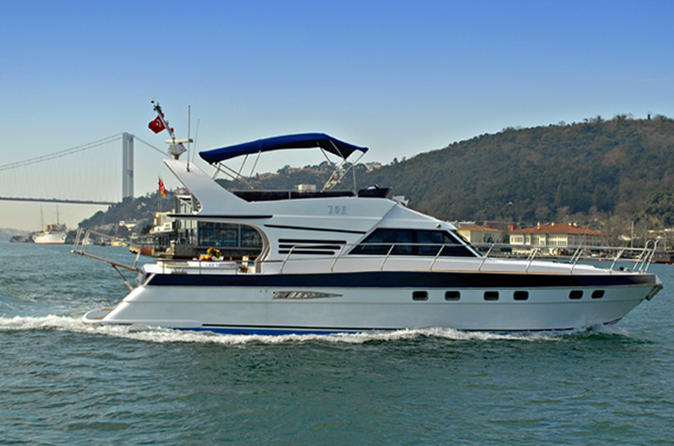 Private: Princes Islands Day Trip From Istanbul On Your Own Yacht