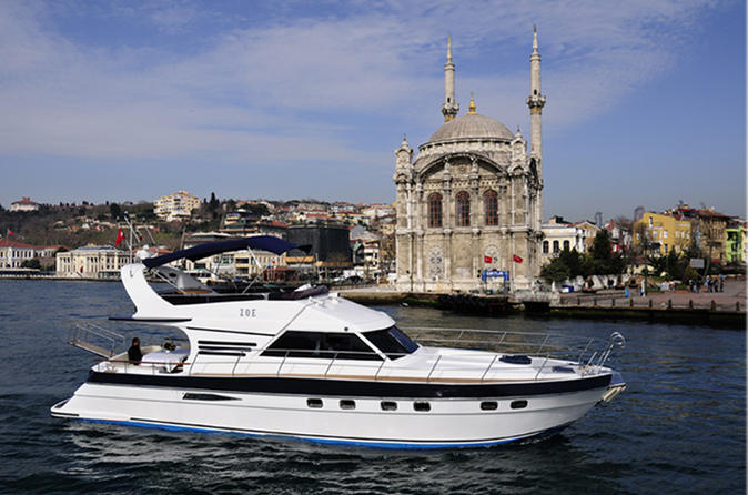 Private romantic evening cruise on the bosphorus on your own yacht in i stanbul 195995