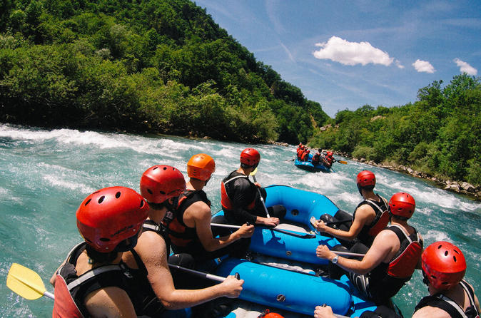 Tara river rafting and jeep safari 3 day tour durmitor national park in fo a 429764