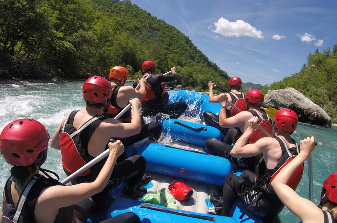 Tara river rafting day tour in fo a 452945