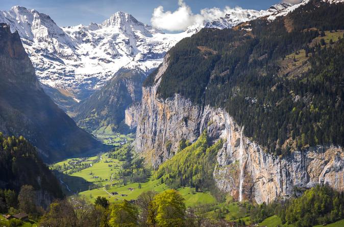 Klettersteig Lauterbrunnen : Klettersteig in mürren switzerland lonely planet