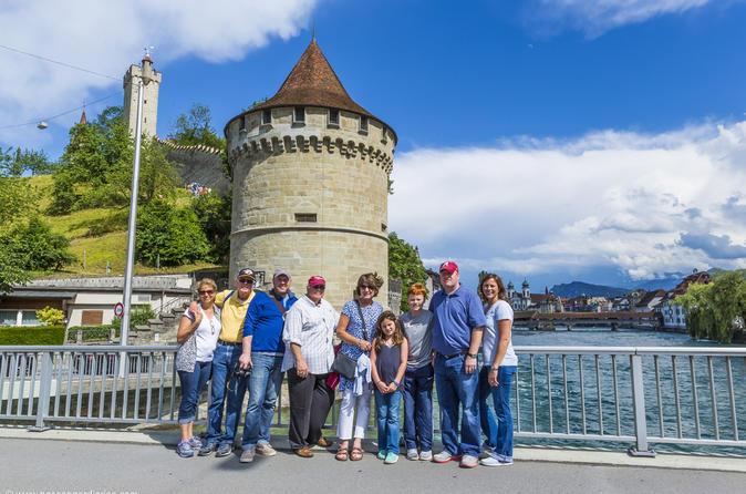 Lucerne Best Guided Walks
