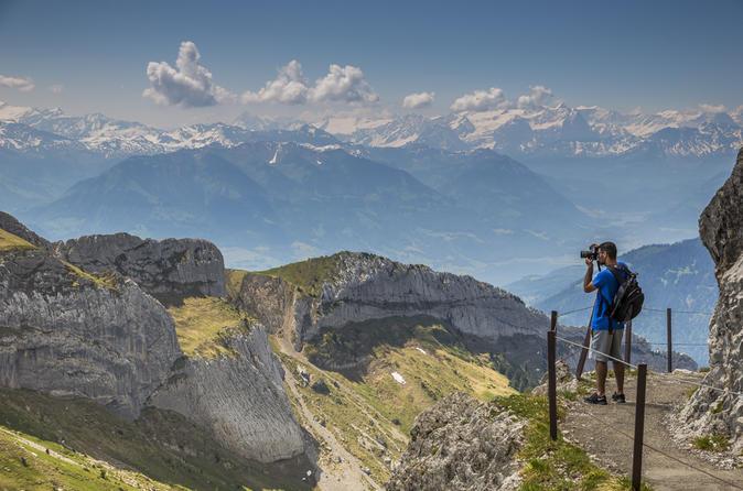 Mount Pilatus Alpine Landscape Photography Tour - Lucerne