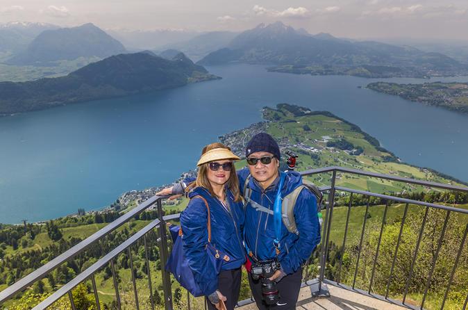 Mount Rigi Queen Of All Mountains Photography Tour - Lucerne