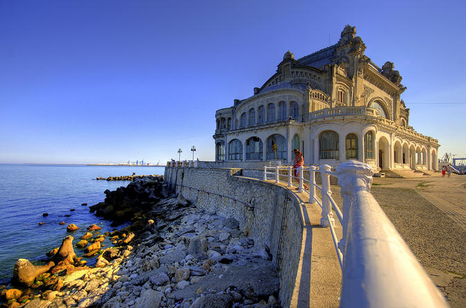 Full-Day Tour to the Black Sea, Constanta, Murfatlar Vineyards and Balcik from Bucharest