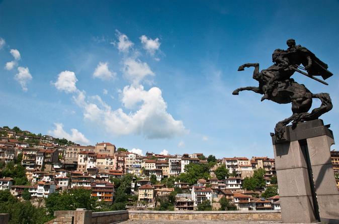 Full-Day Tour to Veliko Tarnovo from Bucharest