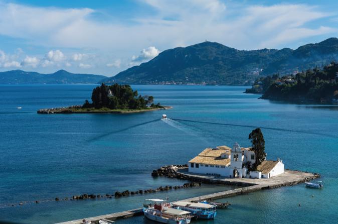 Corfu hop on hop off tour in corfu 307243