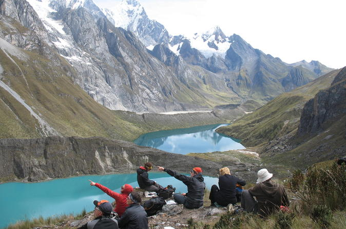10 day huyhuash trek complete circuit from huaraz in huaraz 268629
