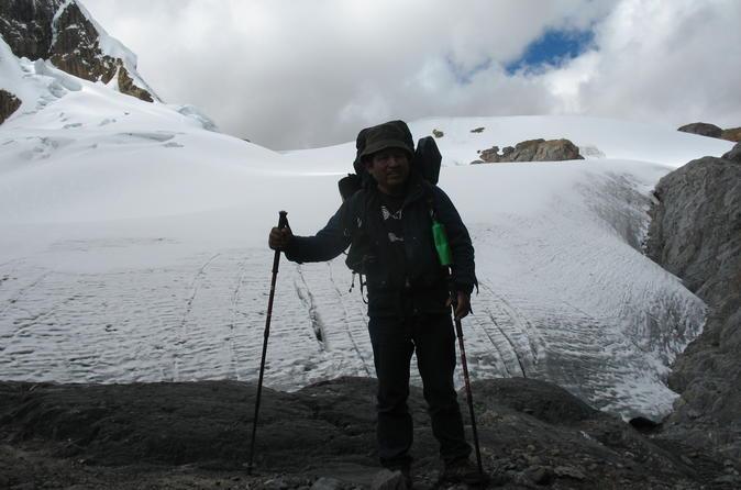 Pastoruri glacier full day bus tour in huaraz 270482