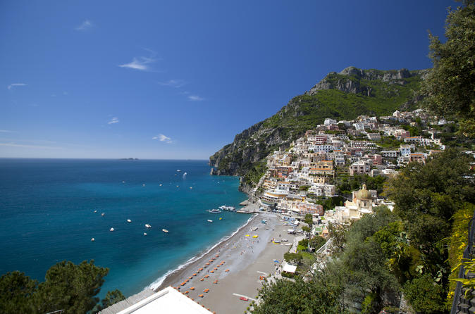 Amalfi Coast Experience: Small-Group Tour from Naples