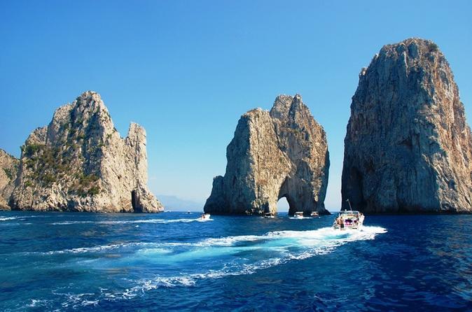 Capri Fun Tour from Sorrento