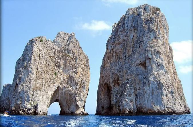 Day Trip to Capri from Naples