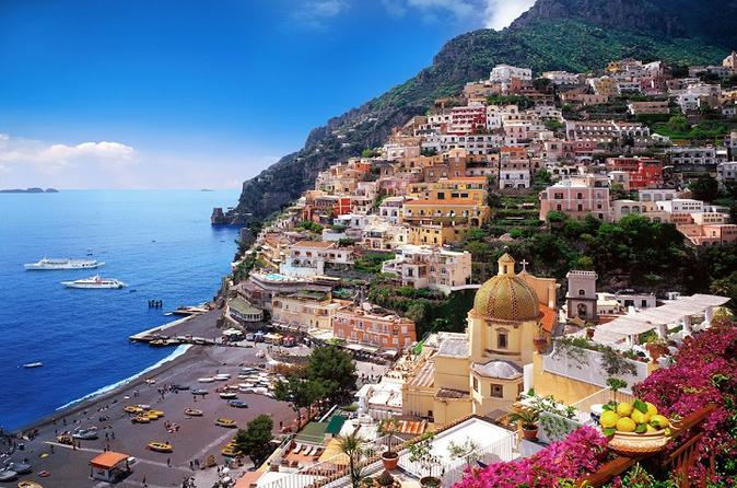 Experiência na Costa de Amalfi: Excursão para grupos pequenos partindo de Sorrento
