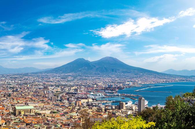 Private Transfer: Naples to Amalfi or Amalfi to Naples