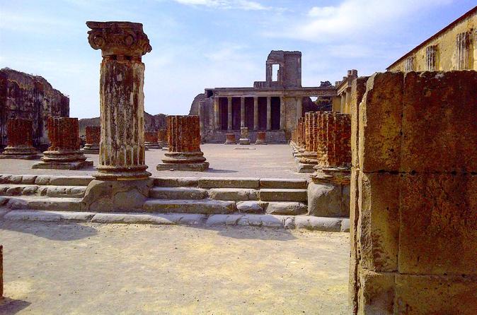 Tour Private Tour of Pompeii and Mt Vesuvius