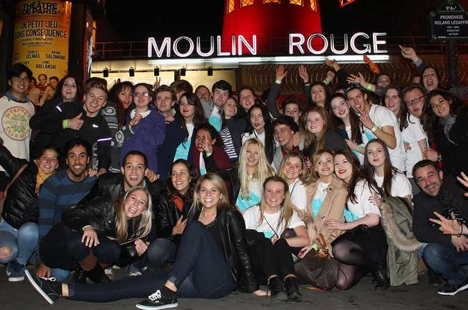 Paris Bar Crawl