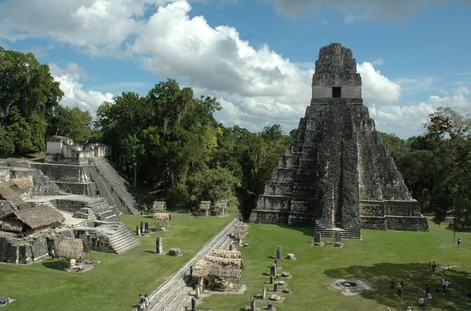 Private Tikal Maya City Tour Including Lunch