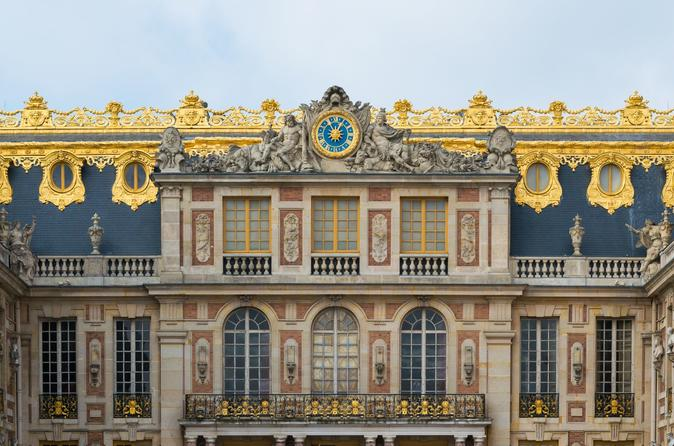 Palace of Versailles 8-hour Tour From Paris