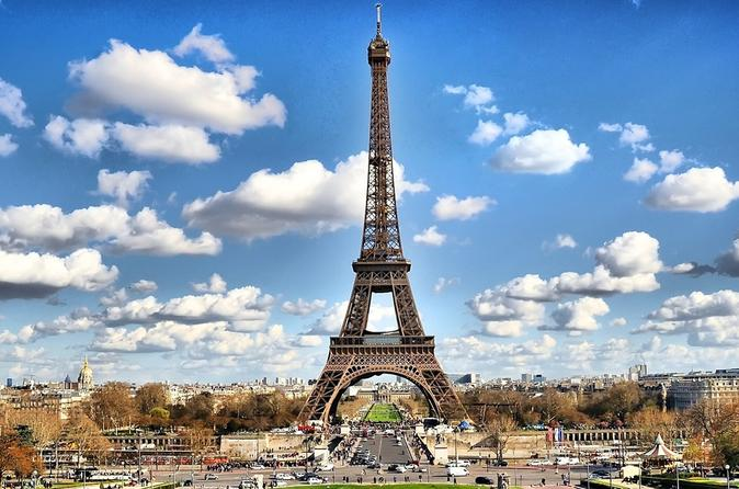 Paris Half-Day City Tour with a Private Driver