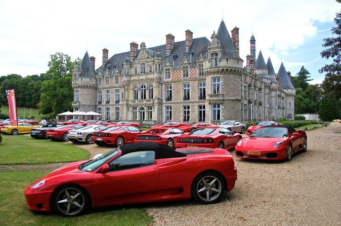 Private Transfer: Central Paris to Chateau d'Esclimont
