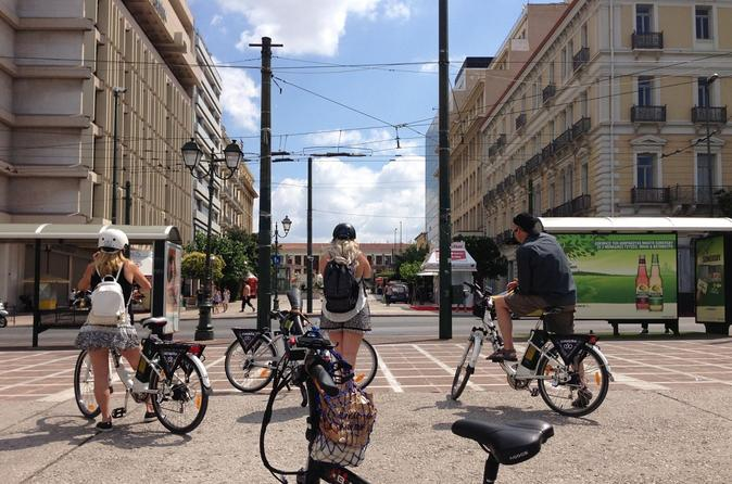 Athens Noon Electric Bike Tour