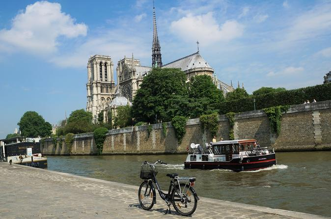 Half-Day Electric Bike Tour: Paris Along the Seine River