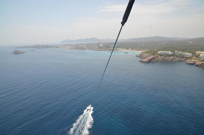 Parasail Over Sorrento Coast