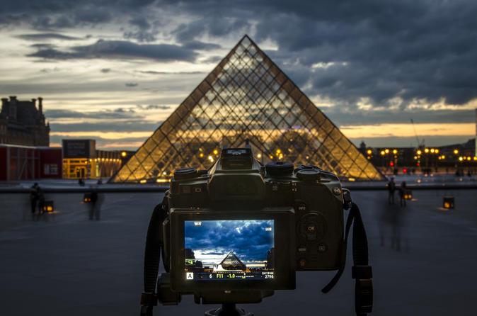 Paris Photography Night Tour