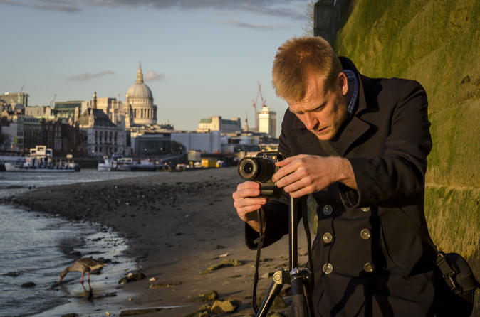 Private Tour: London Photography Private Lesson Walking Tour