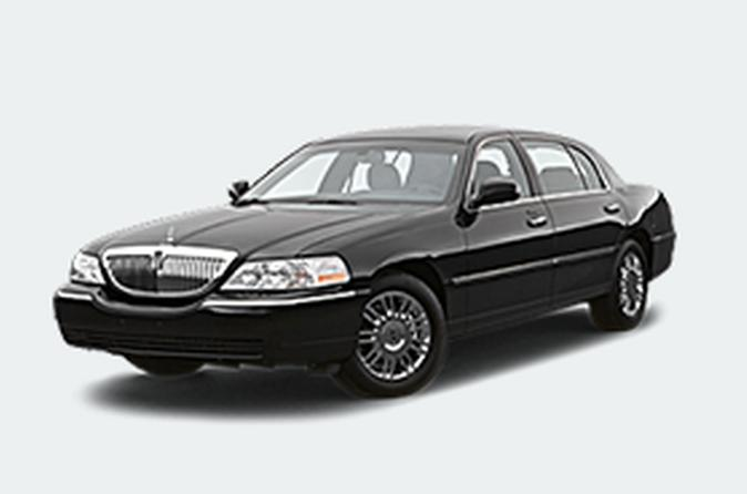 Los Angeles International Airport Arrival Transfer in Sedan