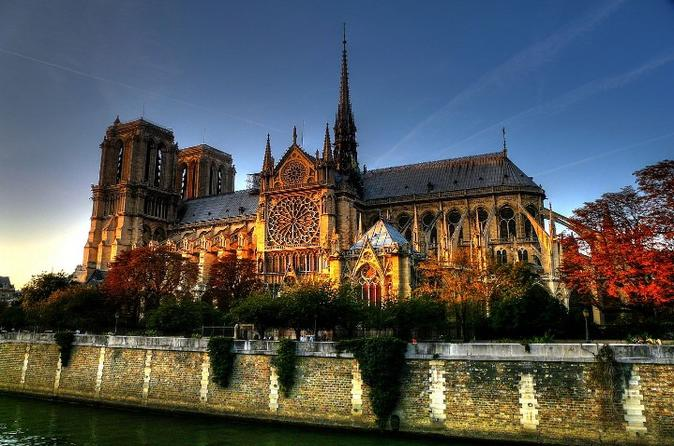 Notre Dame Cathedral Guided Tour and Towers Option