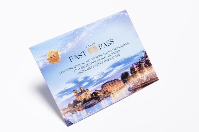 Paris Fast Pass