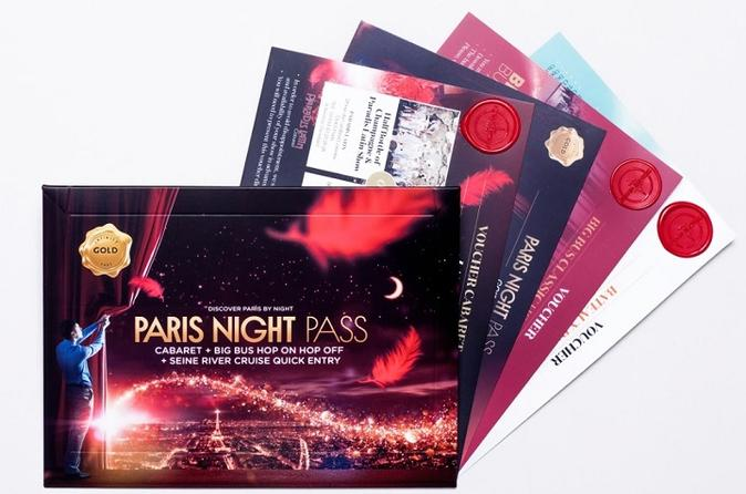 PARIS NIGHT PASS